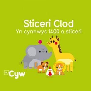 Sticeri Clod Cyw